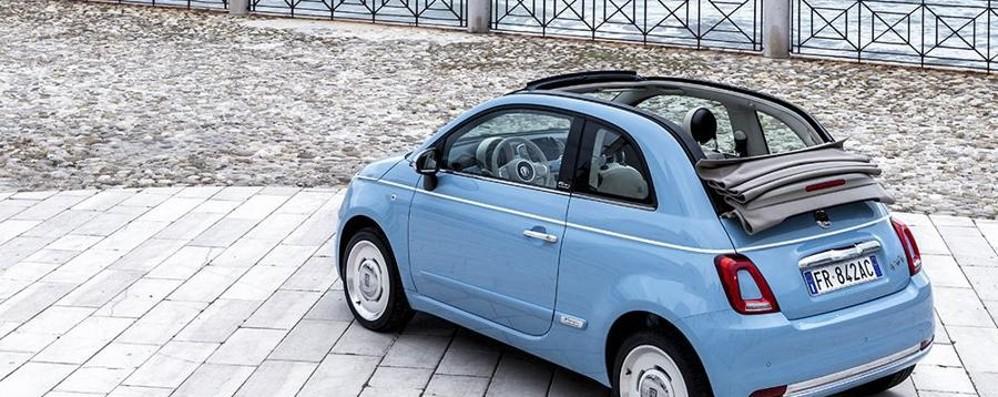 Serie Spiaggina 58 Per I 60 Anni Di Fiat 500 Motori Italia