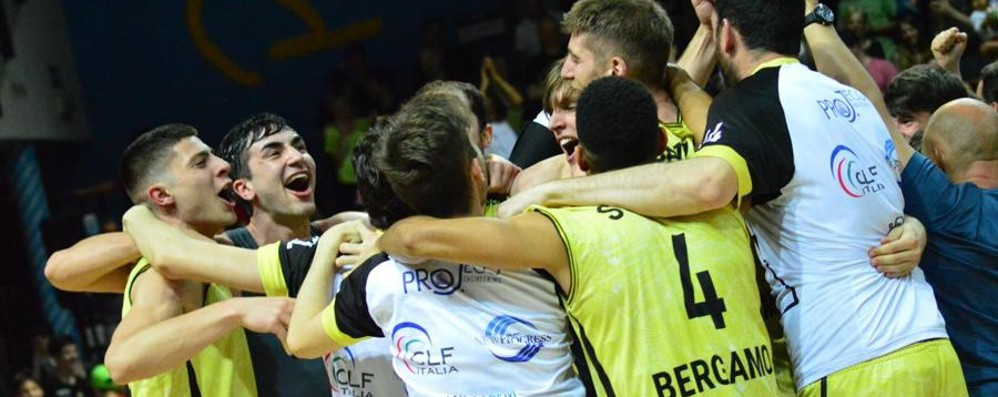 Bergamo Basket, nove gare amichevoli per presentarsi al meglio in campionato