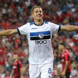 Dodici gol in due trasferte europee L'Atalanta riscrive un altro primato