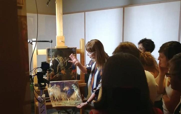 L'Accademia Carrara aperta a Ferragosto Il restauro del Mantegna per il pubblico