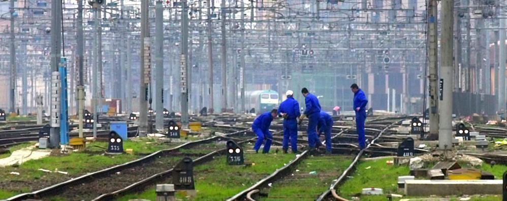 Le ferrovie assumono operai Richieste anche per Milano