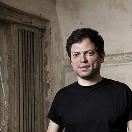 Marco, videomaker  al teatro nazionale di Praga