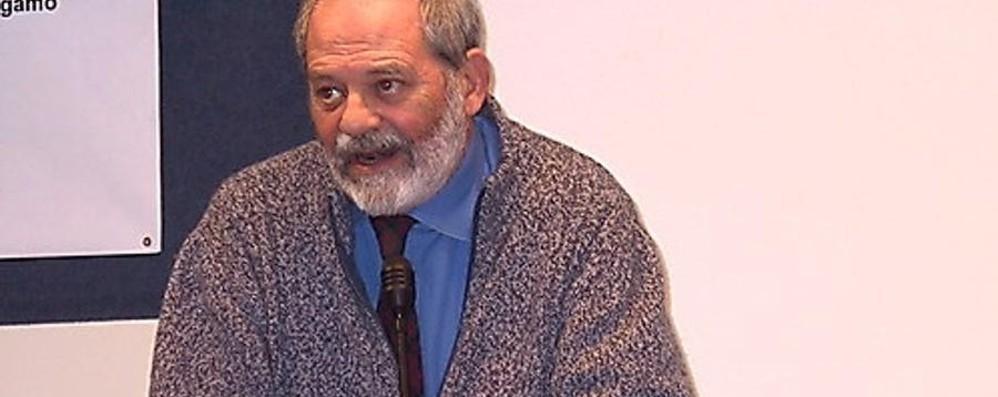 Bergamo, è morto Giuliano Mazzoleni «Un riferimento per la Sinistra»