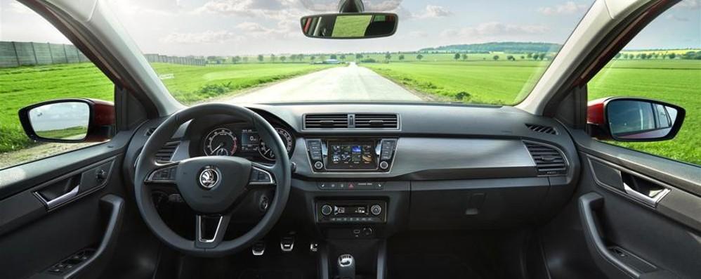 Nuova Škoda Fabia Solo motori a benzina