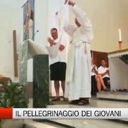 Pellegrinaggio, verso l'incontro tra i giovani e il Papa