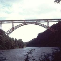Ponte di Calusco in corsa per l'Unesco Ma per Rfi serve metterlo in sicurezza