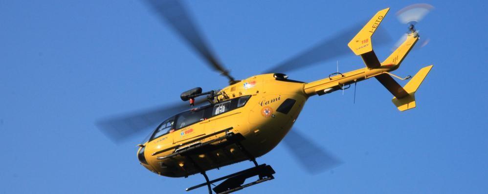 Un quindicenne cade dal quad a Colere Corsa in ospedale con l'elisoccorso