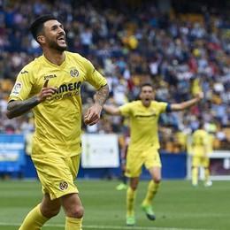 Villarreal apre a cessione di Soriano L'Atalanta potrebbe riportarlo in Italia