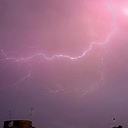 Già arrivate le prime nuvole E dal pomeriggio attenti ai temporali