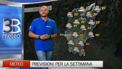 Meteo - Domani probabile pioggia, ma Ferragosto è salvo