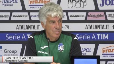 Atalanta, Gasperini: Calciomercato molto triste ed esiguo