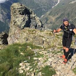 Giovanni, l'allevatore-runner dei record Da Monte di Nese all'Adamello in 44 ore