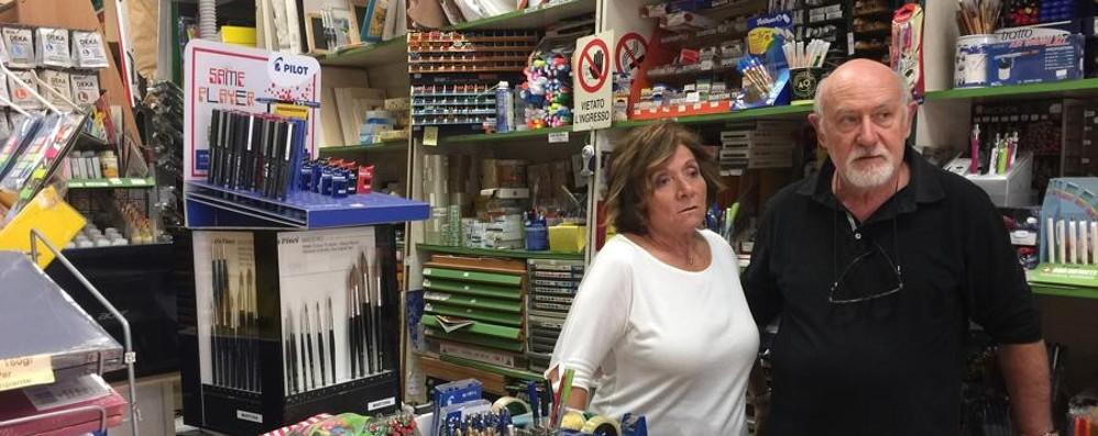 «Qui comprò anche Mario Donizetti» Bergamo, ha chiuso lo storico colorificio