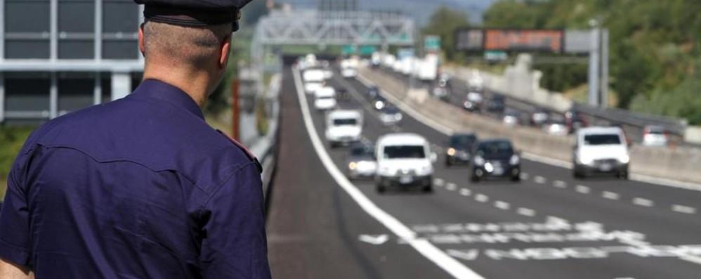 Trasporta olio esausto senza permesso Denunciato camionista bergamasco