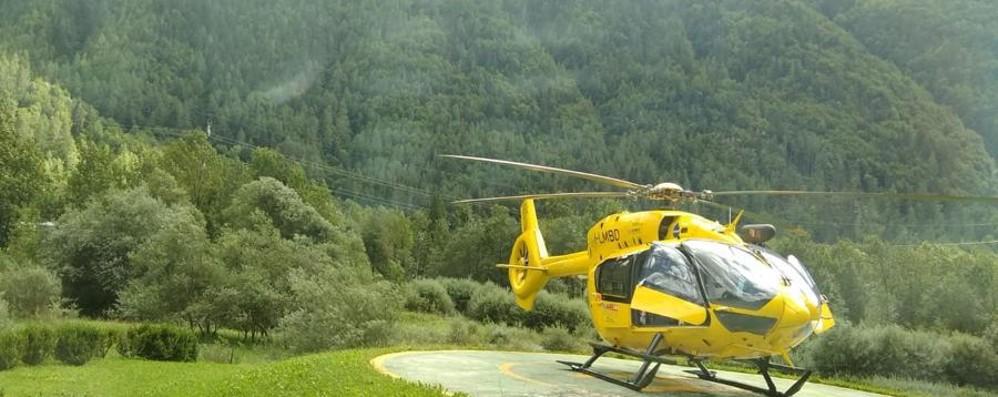 La vela non si apre, volo di 400 metri Morto un uomo di 34 anni sul Coca