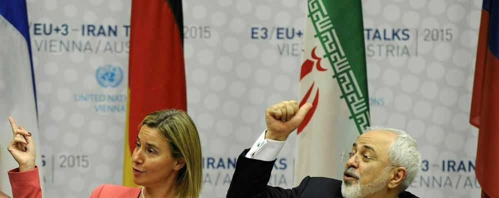 Scattano le sanzioni Usa a Iran. Rohani e Ue contro Trump