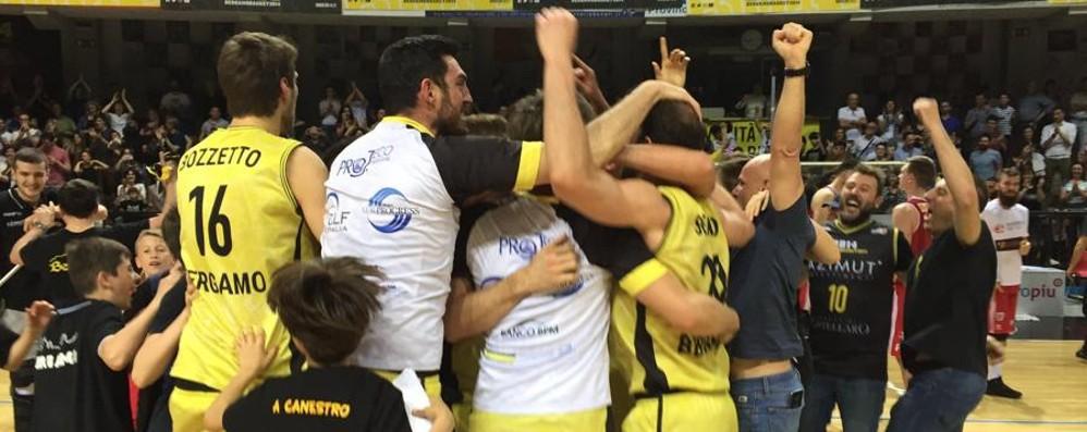 Basket, Bergamo e Treviglio in ritiro Il debutto in campionato il 7 ottobre