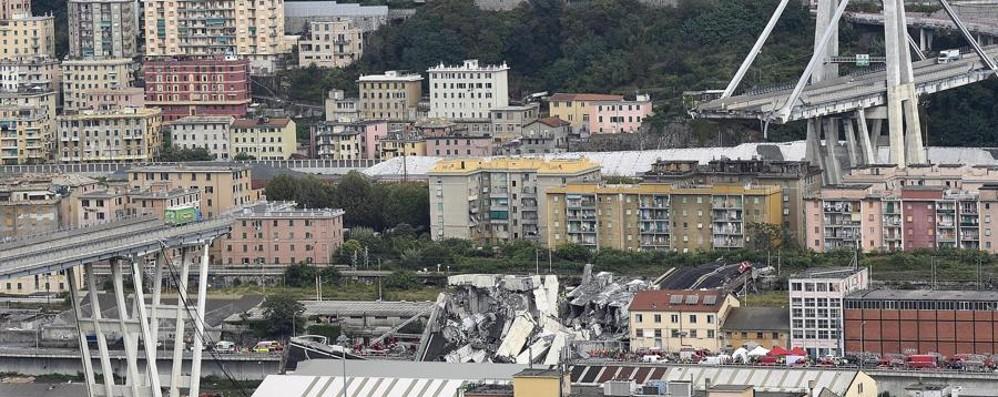Crollo del ponte di Genova, ancora morti Salgono a 39 le vittime, tre i bambini