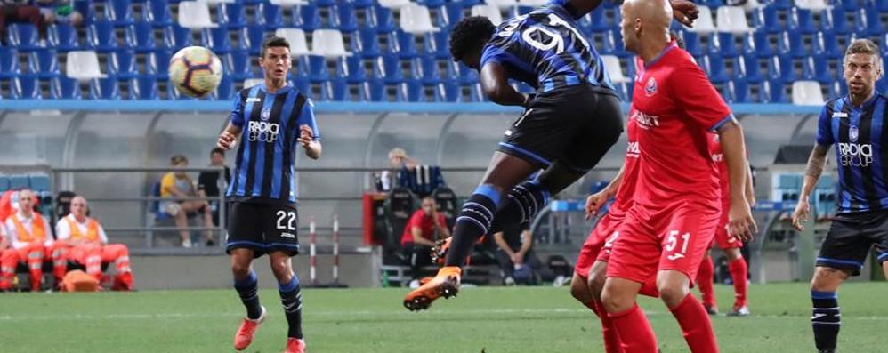 Atalanta, ora testa sul Campionato Lunedì il Frosinone. Pessina: sarà dura