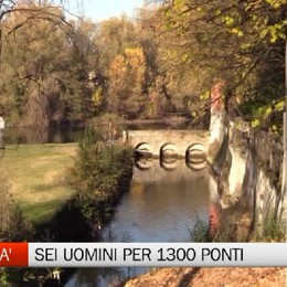 Viabilità - In sei per la sicurezza di 1300 ponti. La Provincia: Servono fondi