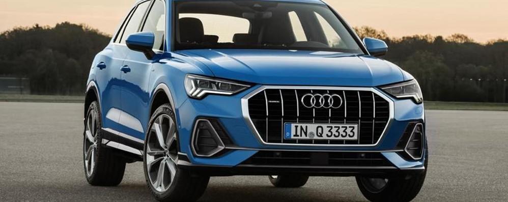 Audi Q3 punta sul confort e diventa più grande
