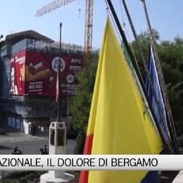 Lutto nazionale, anche Bergamo ricorda le vittime di Genova