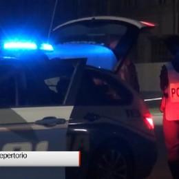 Polizia stradale, quattro patenti ritirate in città