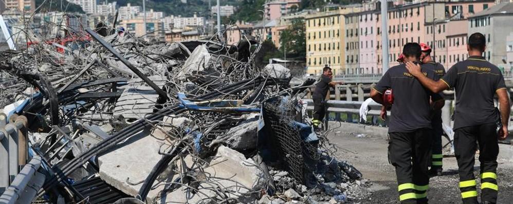 Volontari all'opera L'Italia senza rancore