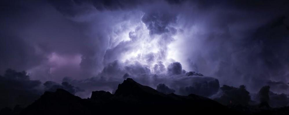 Caldo e afa fino a Ferragosto Attenzione a forti e improvvisi temporali
