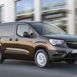 Per Opel Combo Van anteprima a settembre