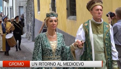 Gromo medioevale