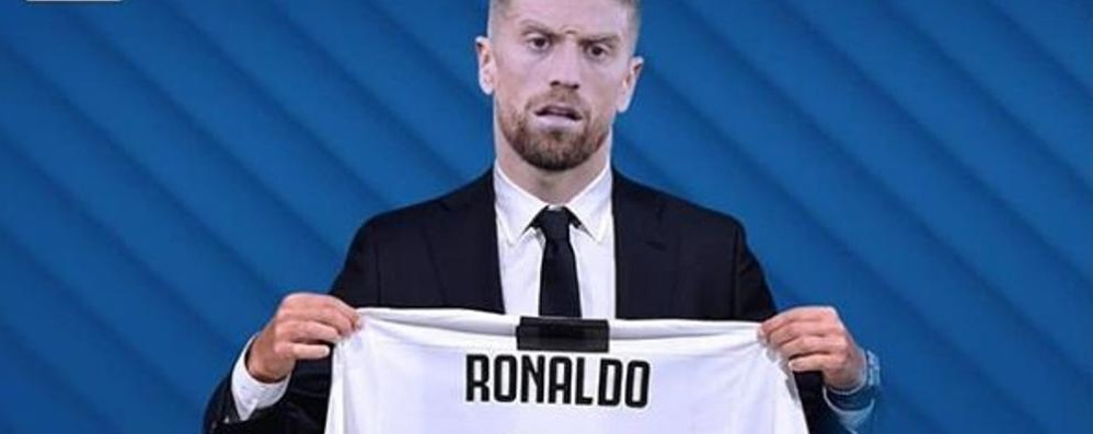 Papu come Ronaldo? Il web si scatena I nerazzurri: «Il nostro CR7? È vero»