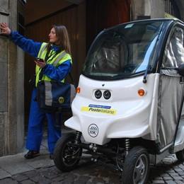 Cinquanta postini a tempo indeterminato Assunzioni a Bergamo: primo passo