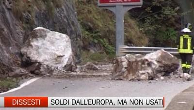 Dissesti: Gandolfi  l'Europa ha erogato miliardi all'Italia, mai usati
