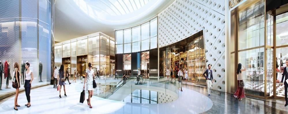 È lo shopping center più grande d'Europa Al via i lavori, impiego per 17 mila persone
