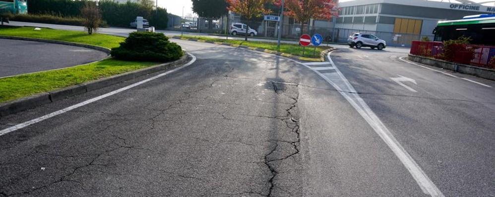 Il rilancio dell'Italia passa anche dalle strade