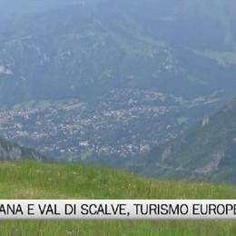 Turismo, Val Seriana e Val di Scalve sempre più europee
