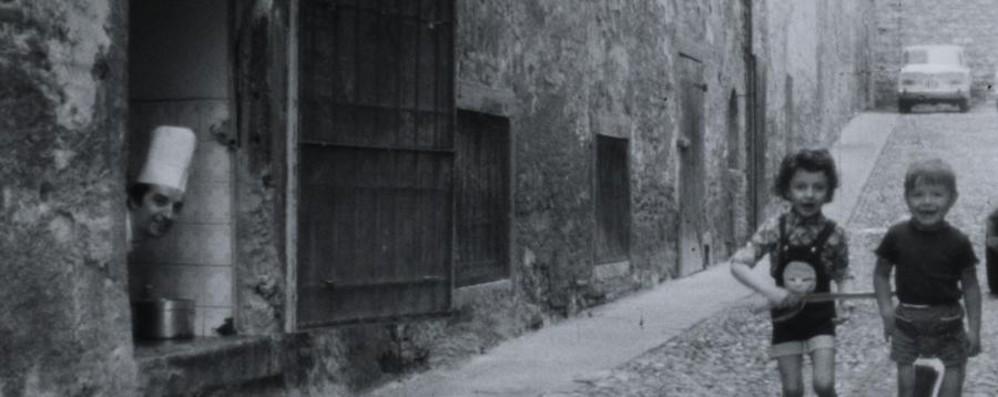 Il fascino di Città Alta  nei film d'autore