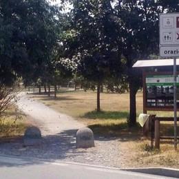 Spacciatore sessantenne al parco Lo notano i carabinieri, arresto a Seriate