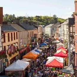 Irlanda d'autunno Festival per tutti i gusti