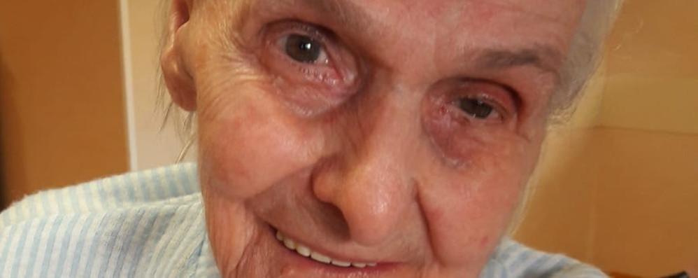 Sarnico, addio a nonna Elena 103 anni di affetto e allegria