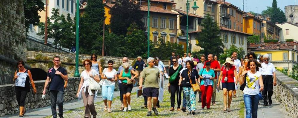 Bergamo seconda solo a Milano Turismo, giro d'affari da 2 miliardi di euro