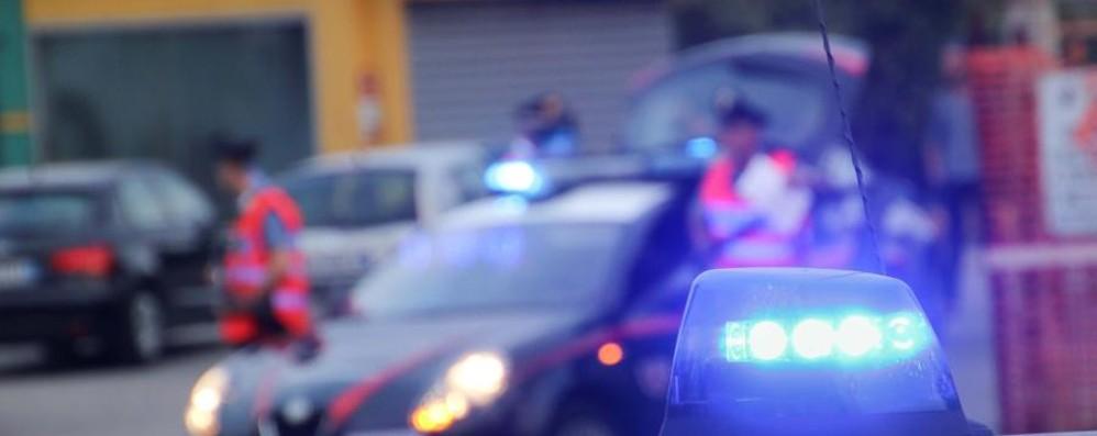 Carabinieri in azione a Bergamo In una sera identificate 300 persone