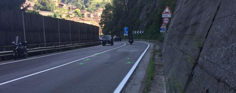 Auto contro tir, muore 26ennne Tragico incidente a Villa d'Almè