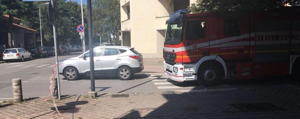 Investita mentre attraversa la strada Muore donna di 81anni a Dalmine