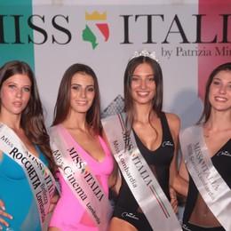Miss Italia, nuove selezioni Tre bergamasche alle prefinali