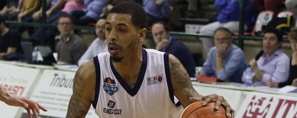 Primo allenamento per Terrence Roderick Il nuovo asso Usa della Bergamo Basket