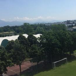 Campi sportivi di Colognola Partono i lavori di ristrutturazione