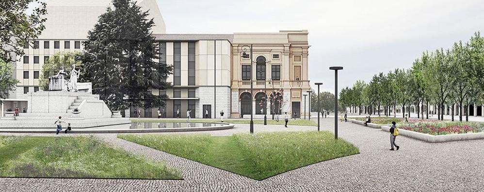 «Centro piacentiniano, periferie e mercato Dieci mesi per cambiare il volto della città»