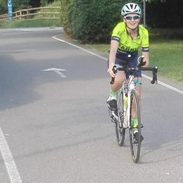 «Sognare di tornare in bici mi ha dato forza» Agnese, una volontà inarrestabile